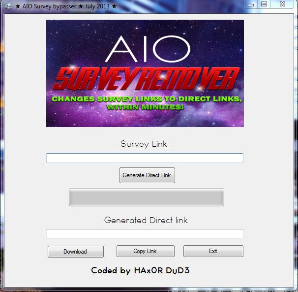 Download All Survey Bypasser 2013 Free - startuptube