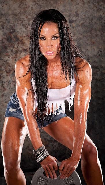 Kimberly Bresingham - NPC Figure Competitor