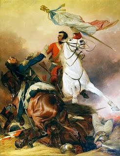 Battle of Waterloo, Wellington, Napolean