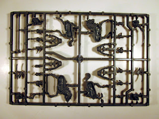 Front of command sprue