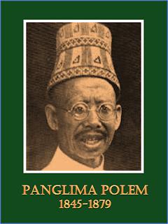 gambar-foto pahlawan nasional indonesia, Panglima Polem
