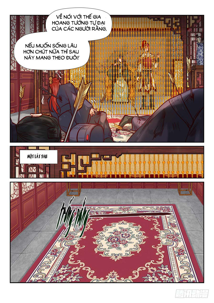 Luôn Có Yêu Quái Chap 96 Upload bởi Truyentranhmoi.net