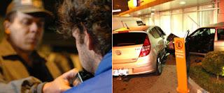 Brasil fará testes de uso de drogas em fiscalizações de trânsito