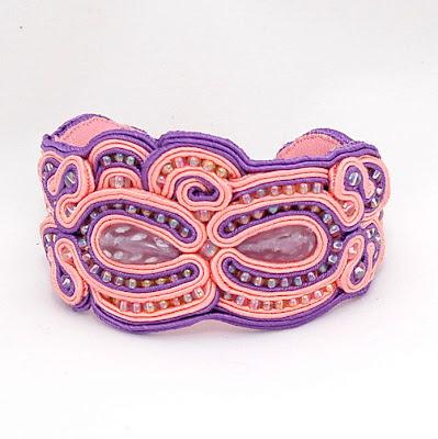 sutasz bransoletka soutache bracelet 11