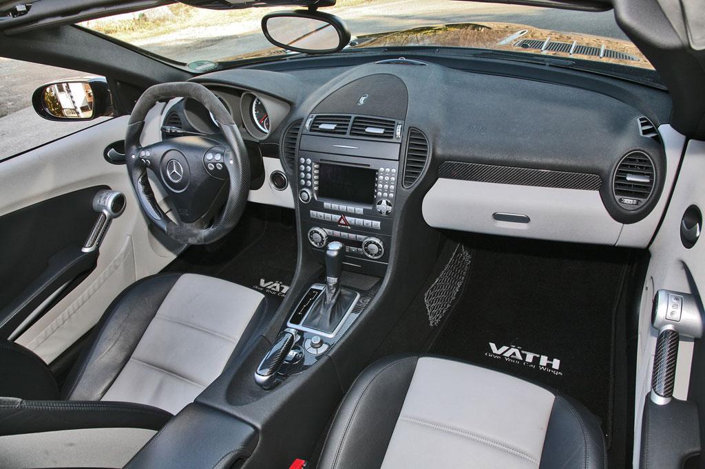 The World Sports Cars Mercedes Slk Amg