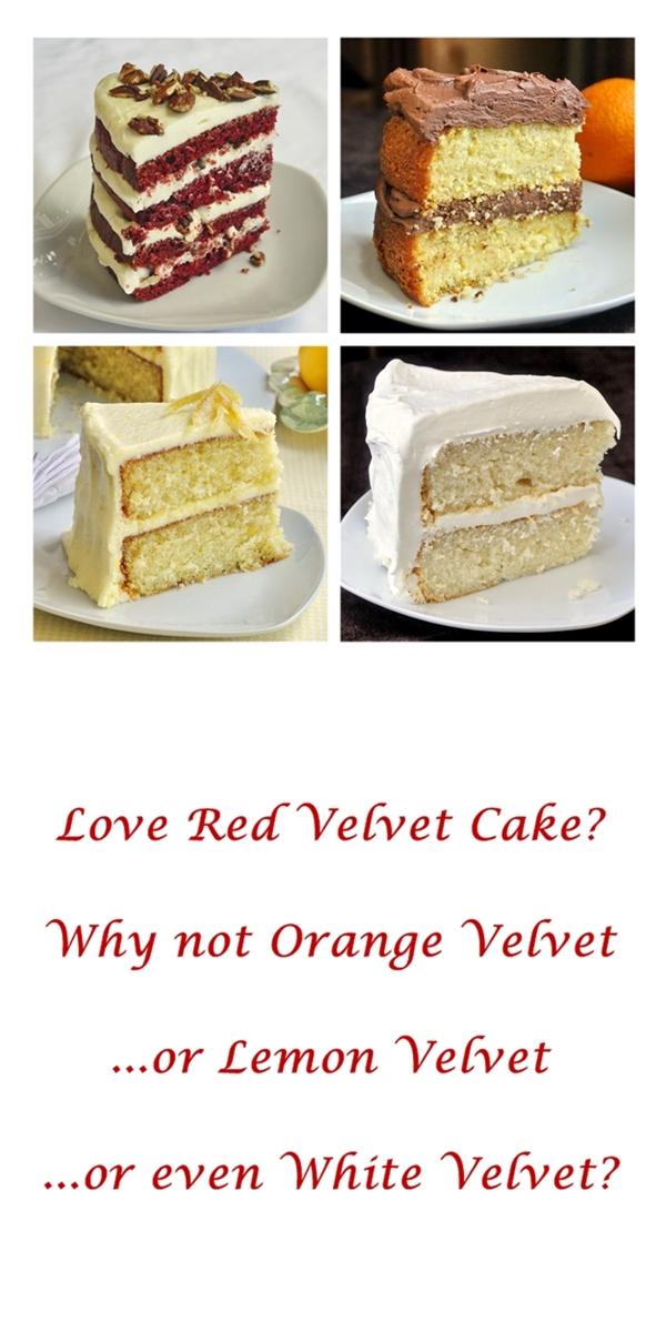 Rock Recipes White Velvet Cake