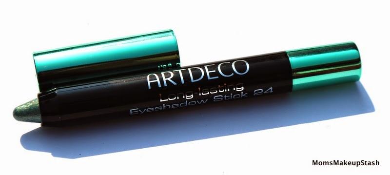ARTDECO Review, ARTDECO Miami Collection, Miami Collection Summer 2014, ARTDECO Giveaway, ARTDECO Long-Lasting Eyeshadow Stick, Miami Collection