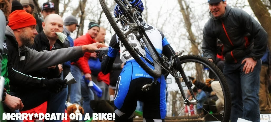 Merry*Death on a Bike!