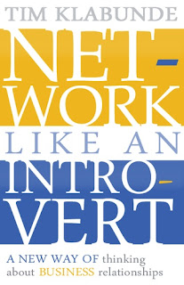 network like an introvert -- klabunde