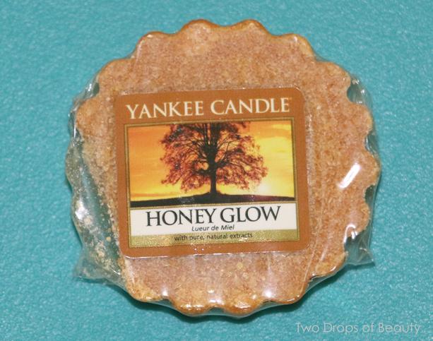 Yankee Candle, Honey Glow, тартинки для аромалампы