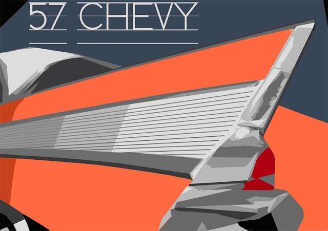シボレー・ベルエアー 初代-4代目 | Chevrolet Bel Air (1950-60)