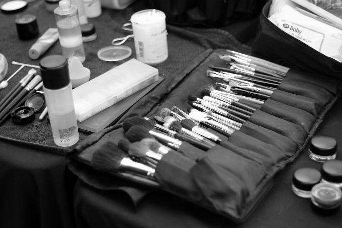 Backstage Vivienne Westwood Red Label FW13