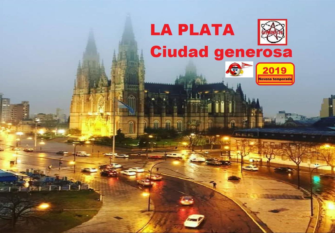 La Plata, Ciudad Generosa