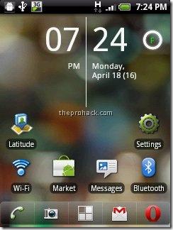 Получение Root Прав На Android 2.1 Htc Wildfire A3333