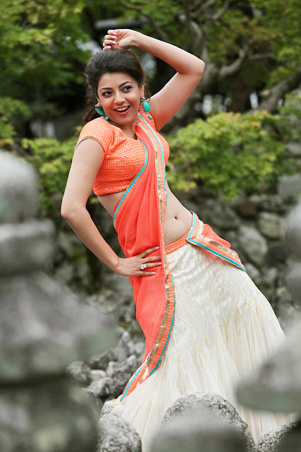Actress Kajal Agarwal Latest Stills From Jilla Movie | HD Stills
