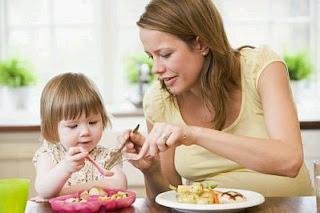 El Bebe y La Alimentacion, 8 Meses y Medio