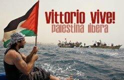 Palestina: Asesinado en Gaza Vittorio Arrigoni, periodista, pacifista, activista filopalestino
