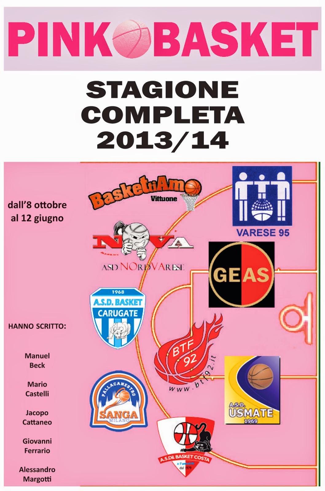 Stagione completa 2013/14