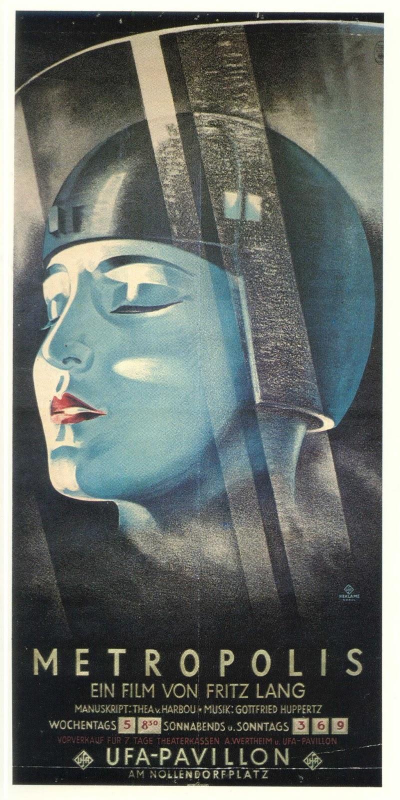 Doctor Ojiplático. Werner Graul y Metropolis