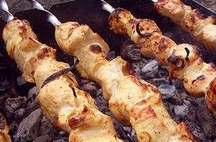 Шашлык из курицы – быстро, просто и вкусно