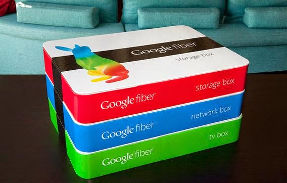 Google Fiber Offering Free Basic Internet Service
