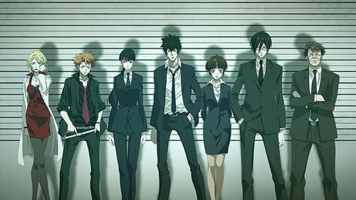 Psycho-Pass BD Episode 1 - 22 [END] Subtitle Indonesia
