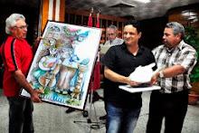 PREMIOS y FOTOS del Concurso Nacional de Poesía Regino Pedroso 2014