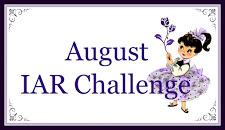 August IAR Challenge до 08/09