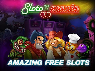 Slotmania slot games on Google chrome