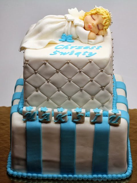 Christening Cake in London -  Bespoke Cakes for All Occasions
