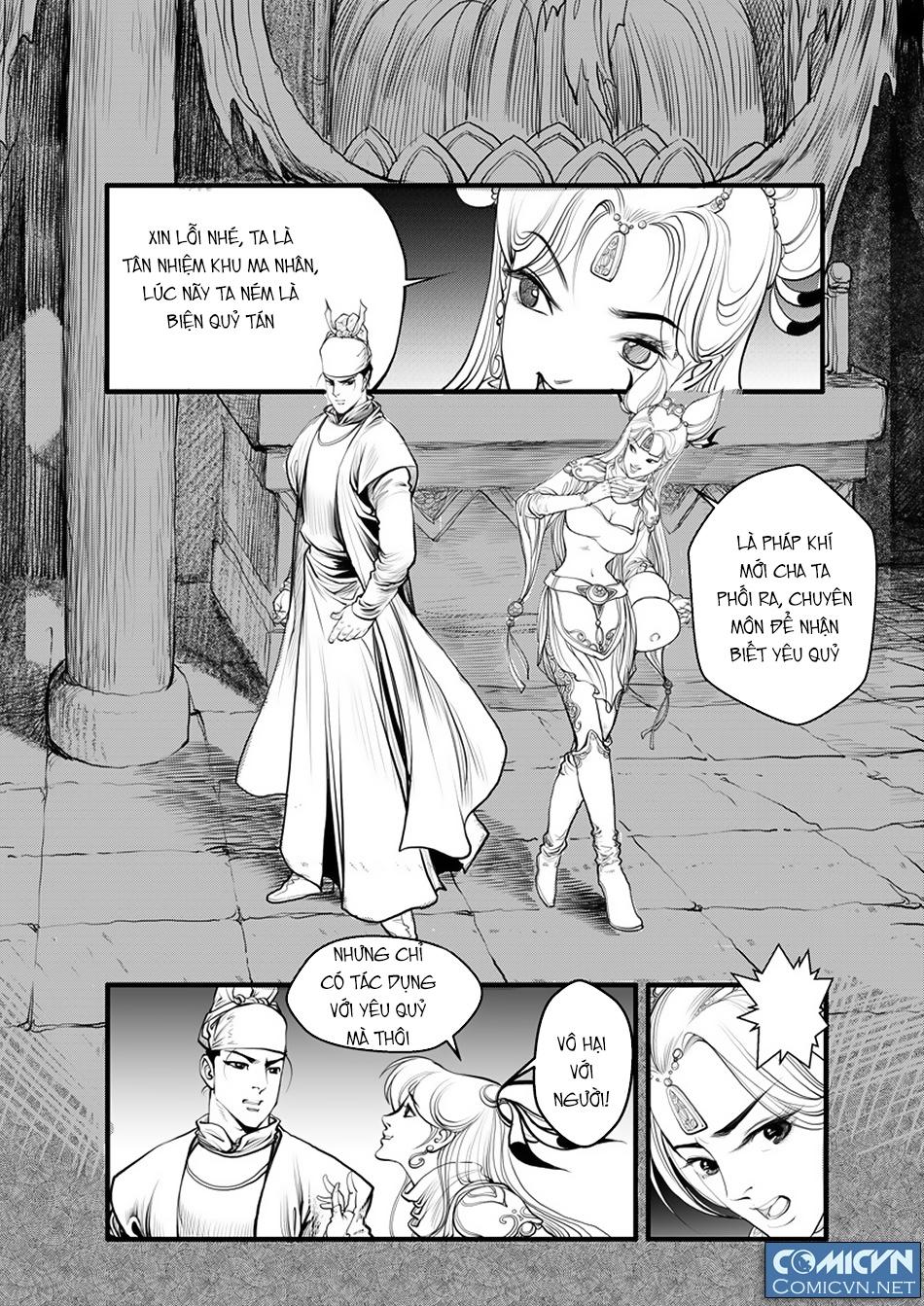 Chung Quỳ Truyền Kỳ Chapter 36 - Hamtruyen.vn