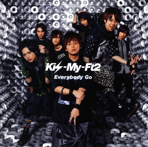 Kis-My-Ft2 Everybody Go cover lyrics
