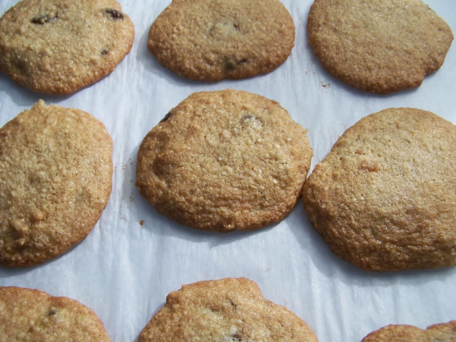 Chocolate Chip Paleo Cookies Calories