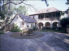 A Premier Small Retreat Destination 1 LLAMBIAS+HOUSE+PATIO St. Francis Inn St. Augustine Bed and Breakfast