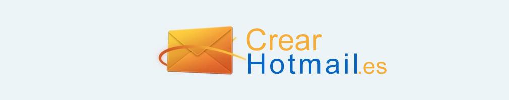Crear Hotmail