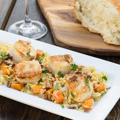 Carrie's Experimental Kitchen: Seafood Frenzy Friday (Week 50 ...