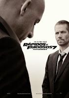 Fast & Furious 7 (Rápidos y Furiosos 7) (2015) [Latino]