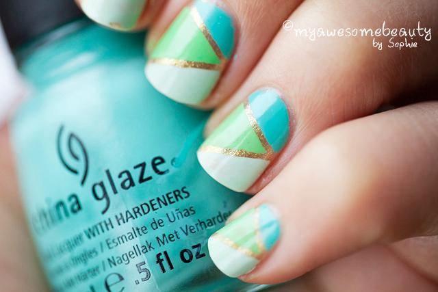 Top Tuesday Summer Nail Design