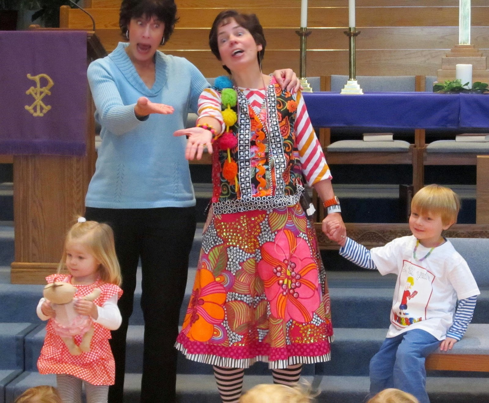 Welcome to Preschool Performance with Debbie Clement