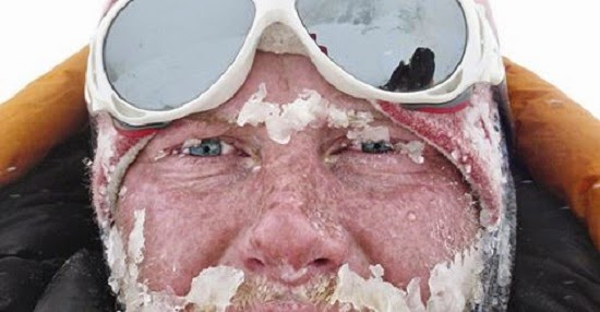 Photographer Who Survived An Avalanche Goes On To Become National Geographic Adventurer Of The Year.