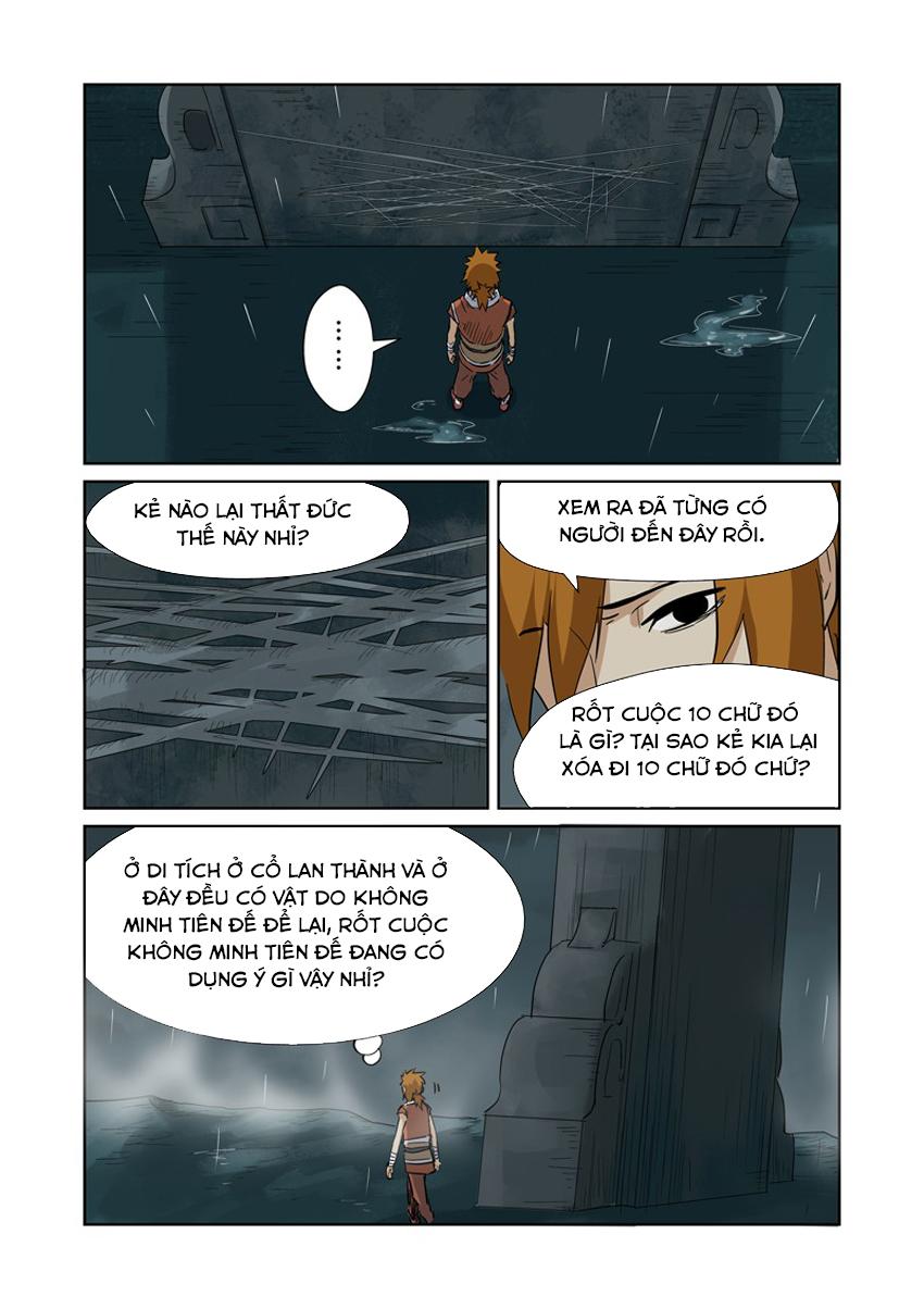 Yêu Thần Ký Chapter 151 - Hamtruyen.vn