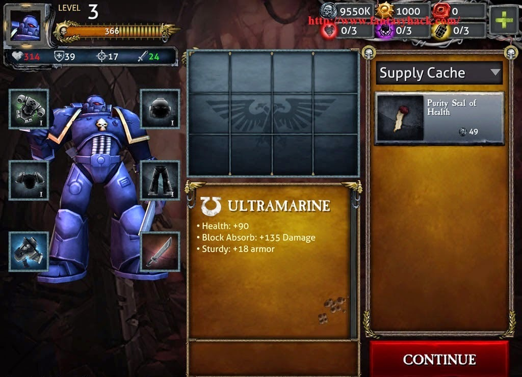 Warhammer 40,000: Carnage Game Hack v1.3