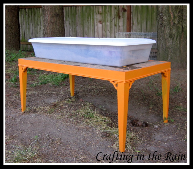 Build Your Own Coffee Table With Storage: Make Your Own Sand Table