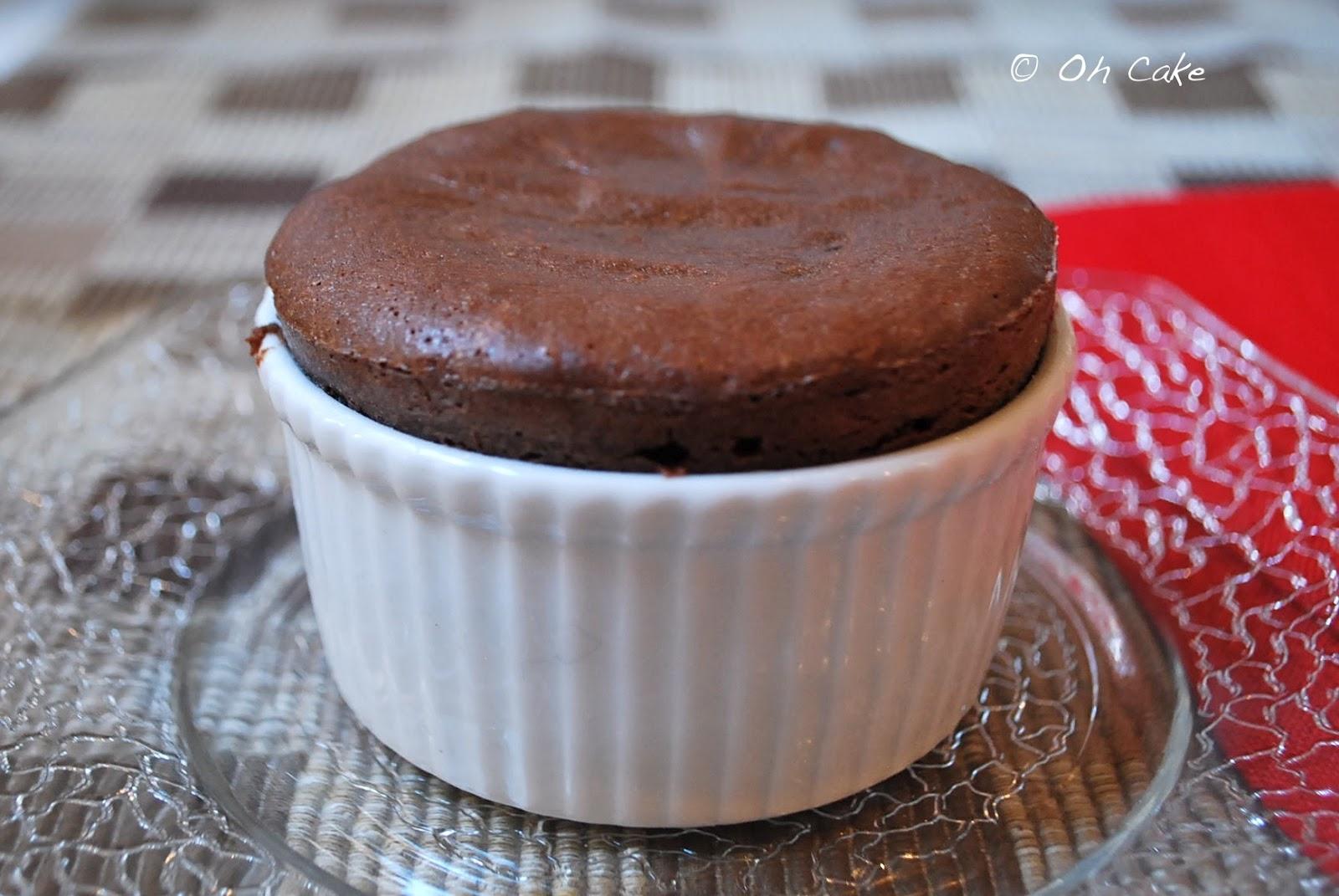 Oh Cake: Chocolatelove: Molten Chocolate Cake ~ with Raspberry Lava!