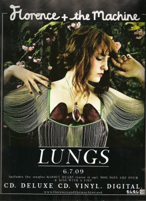 florence and the machine lungs album