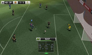 Download PES 2012 V1.0.5 Apk + Data For Android