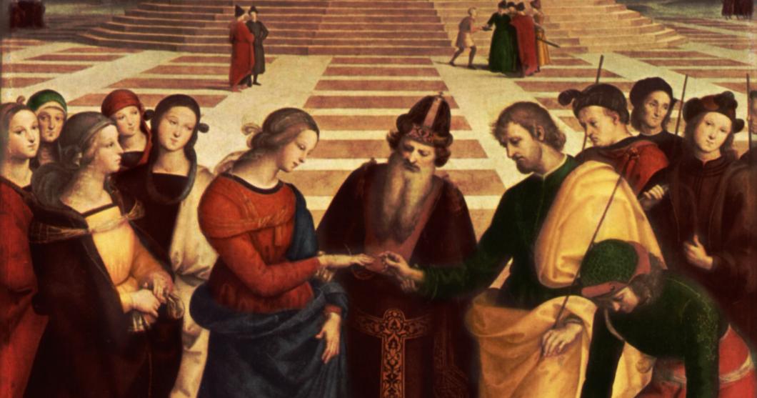 Virgen Matrimonio Biblia : Historia del arte las artes plásticas renacimiento