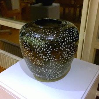 Merethe Bloch: Keramikskål