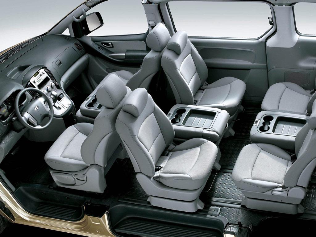 Hyundai H1 Car To Ride
