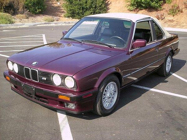 Baurspotting: Louisiana: 1984 BMW 323i Baur TC For Sale ...